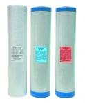 Комплект картриджей для высокопроизводит. фильтра Водолей-БКП